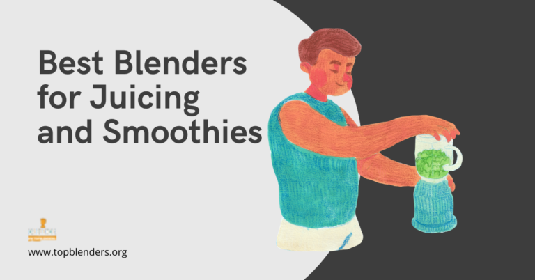 We showed you the top 5 best blenders for juicing and smoothies with its pros and cons. We also have kept a buyer's guide so that you will benefit from it. Considering these types of things before buying is like making a good analysis before investing on something. We believe purchasing a simple product might just be a purchase but when it's a household product and that product becomes an everyday commodity , it is an investment. It is an investment because a good product will not only make your life easy, it will save a ton of time, effort and of course money. All of these things might have cleared your doubt and we are sure that whatever you buy will be the best Blenders for juicing and smoothies for your day to day life. You can follow our other blogs if you are considering buying blenders. We keep on posting several problem solving and life saving hacks about blenders.